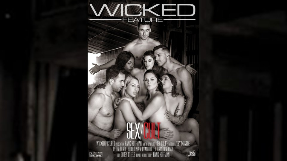 Petra Blair, Zoey Monroe Enter 'Sex/Cult' for Wicked Pictures
