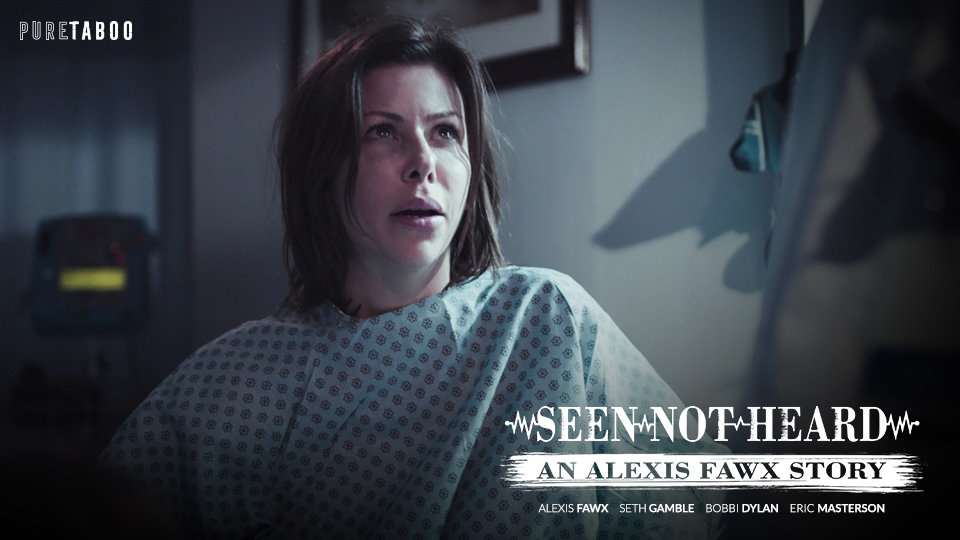 Pure Taboo Releases 'Seen Not Heard: An Alexis Fawx Story'