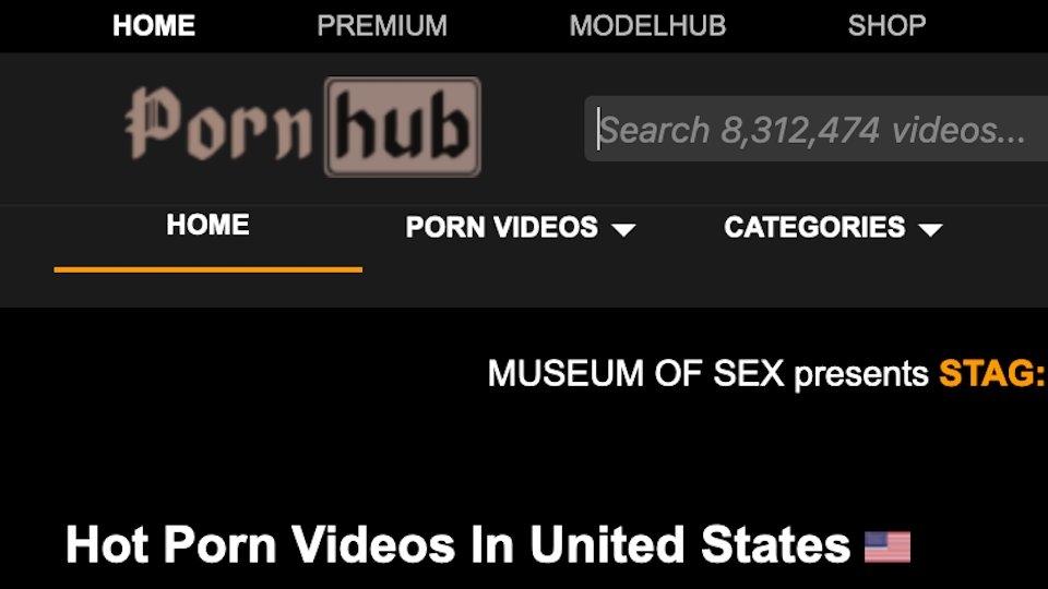Mystery: Pornhub Gets Medieval on Its Logo