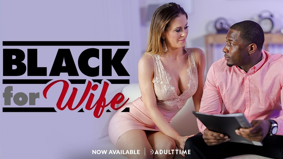 Adult Time Adds New Jay Rock Films Channel 'Black for Wife'