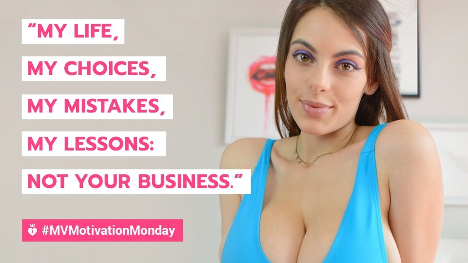 ManyVids Launches Inspirational Video Series, #MotivationMonday