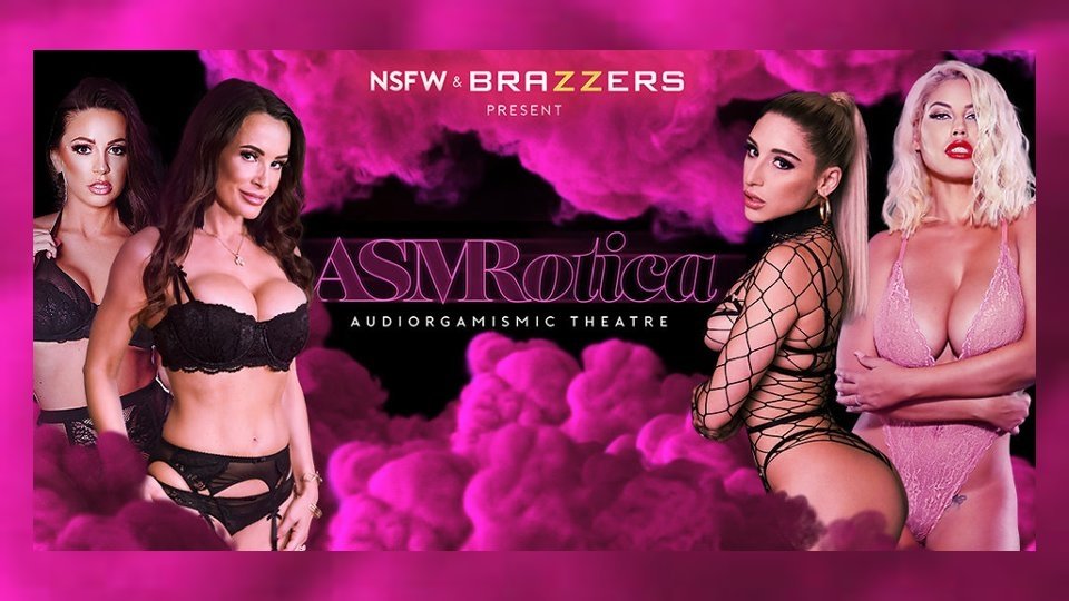 Brazzers to Launch Live ASMR Show With A-List Leading Ladies