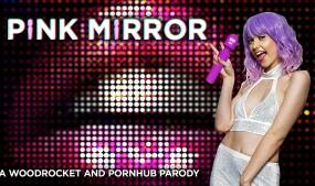 Chloe Cherry Is Miley Cyrass in Woodrocket's 'Pink Mirror'