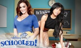 Girlsway Debuts 'Schooled!' Series