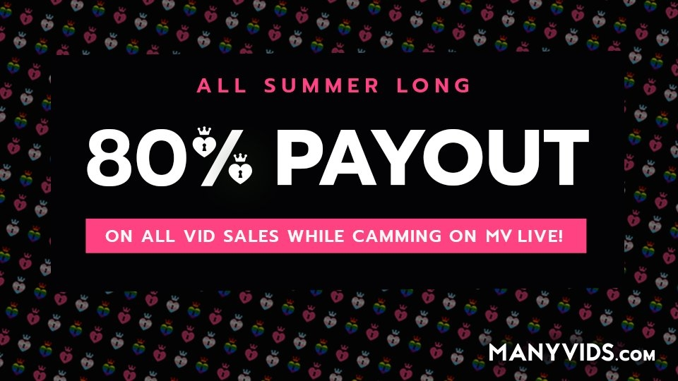 MV Live Offers 80% Payout on Video Sales During Live Shows