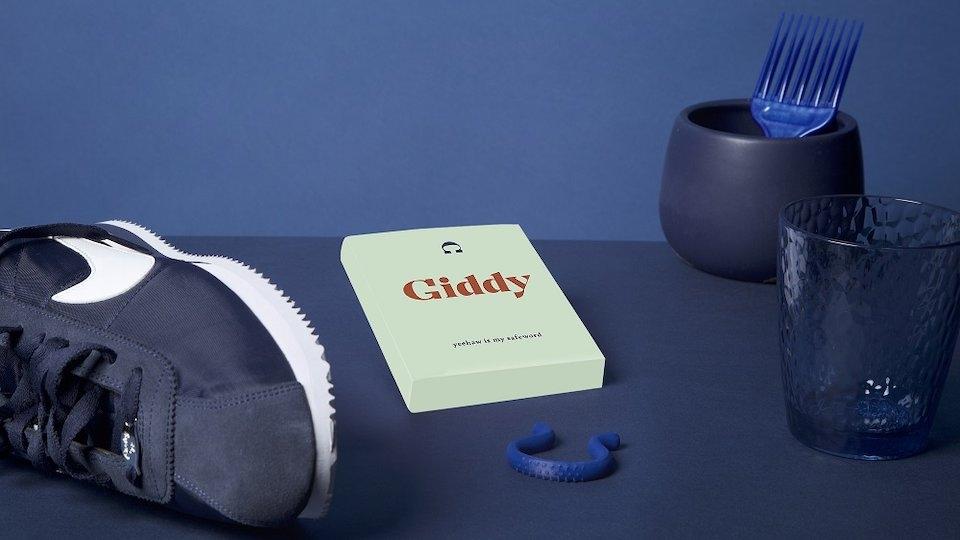ED Device Giddy Surpasses $100K on Indiegogo