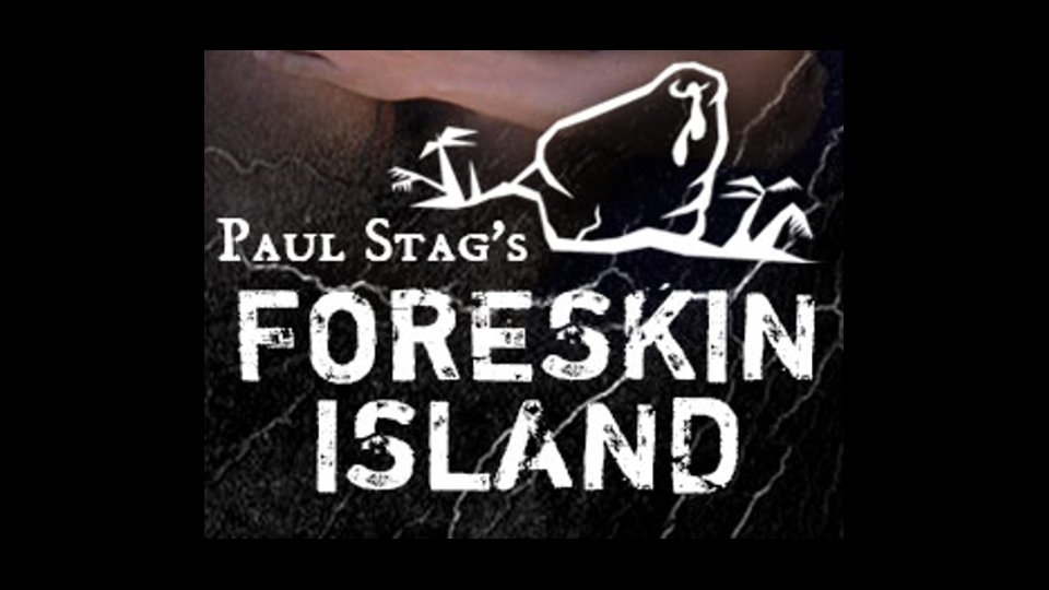 Treasure Island Media Plants Flag on 'Foreskin Island'