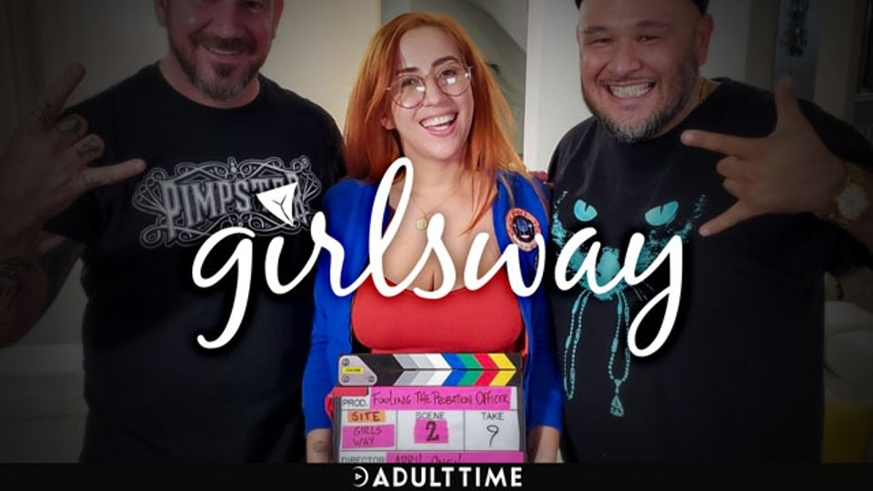April O'Neil to Direct for Girlsway, Adult Time