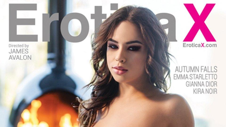 Autumn Falls Savors 'Internal Love' for Erotica X