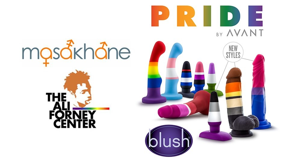 Blush Names 2019 Pride Month Fundraiser Recipients