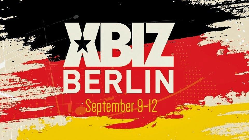 XBIZ Berlin 2019 Event Website Now Live