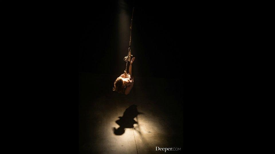 Kayden Kross Debuts 'Sacrosanct Now,' 1st DVD From Deeper.com