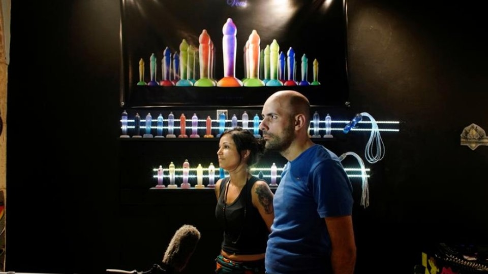 Art Exhibit Prompts Cubans to Renew Call for Legal Sex Toys