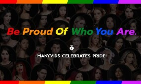 ManyVids Asks 'What Does Pride Mean to You?'
