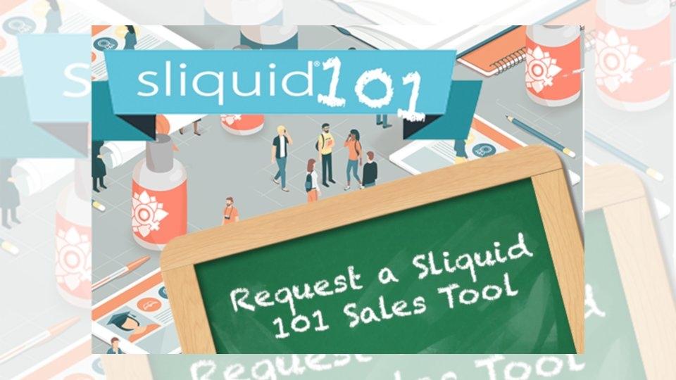 Sliquid Adds New Educational Retail Material For 'Sliquid 101'