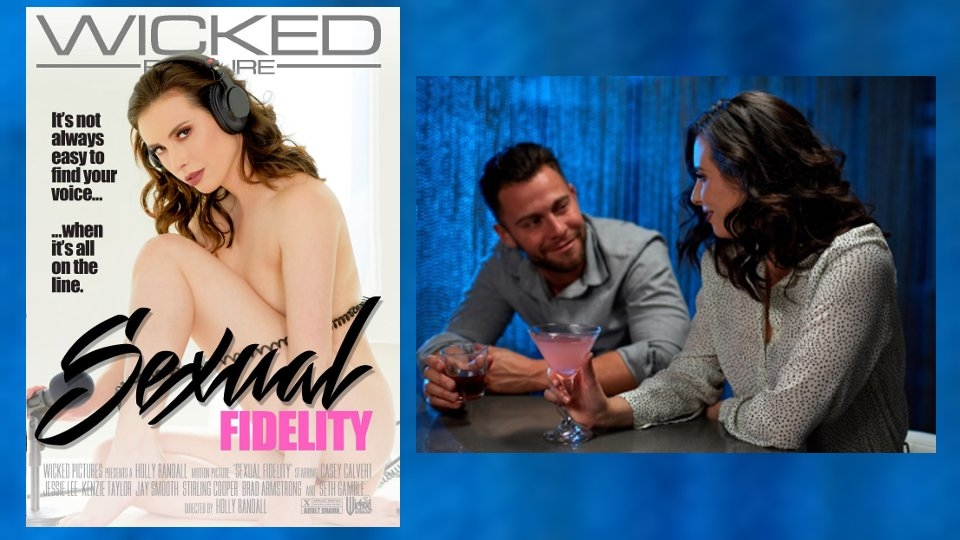 Casey Calvert Explores 'Sexual Fidelity' for Holly Randall, Wicked