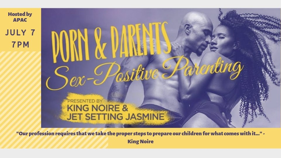 APAC Offers Free 'Porn and Parenting' Seminar for Performers
