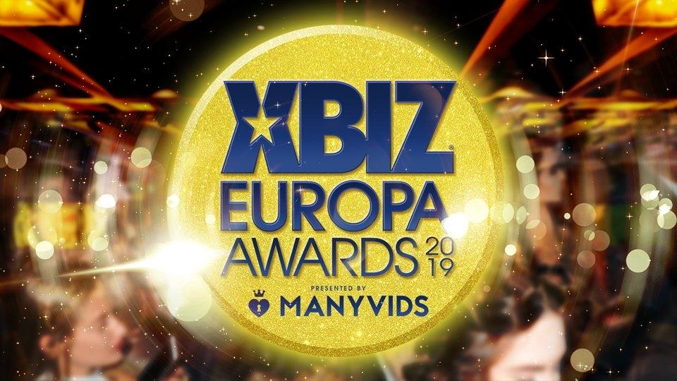 2019 XBIZ Europa Awards Categories Announced, Pre-Noms Now Open