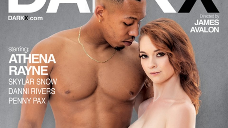 Athena Rayne is a Tasty Treat in 'Black and Ginger' for Dark X