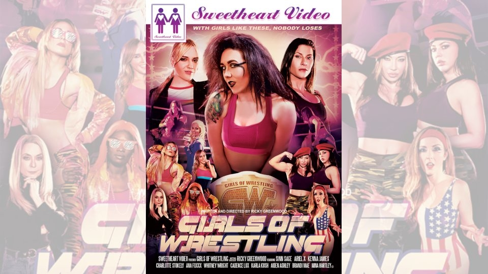 Sweetheart Video Unveils Trailer for Sports Drama 'Girls of Wrestling'