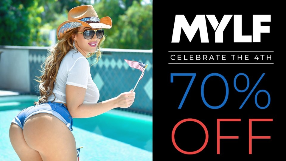 MYLF Network Celebrates Independence Day With Promo Sale