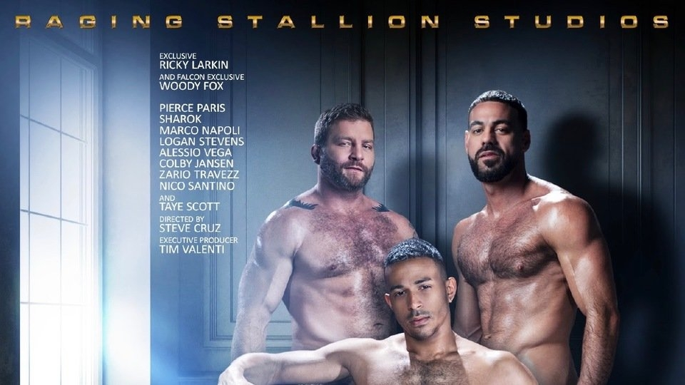 Falcon Studios Group Unleashes All-Sex 'Hot, Raw and Ready!'