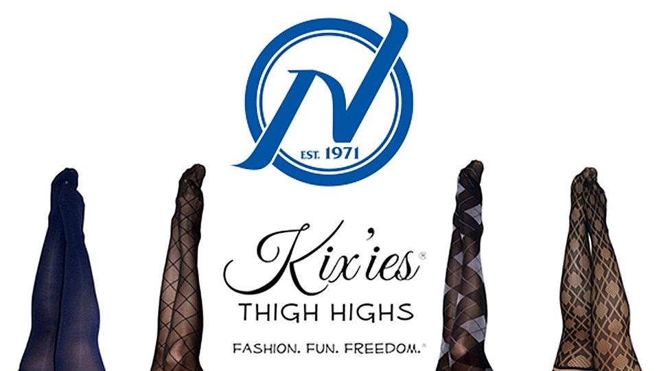 Nalpac Offers Kix'ies Thigh Highs