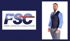 Eric Paul Leue to Leave Free Speech Coalition
