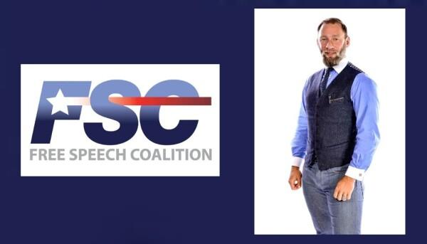 Eric Paul Leue to Leave Free Speech Coalition