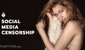 ManyVids Fights Social Media Censorship With MV Social
