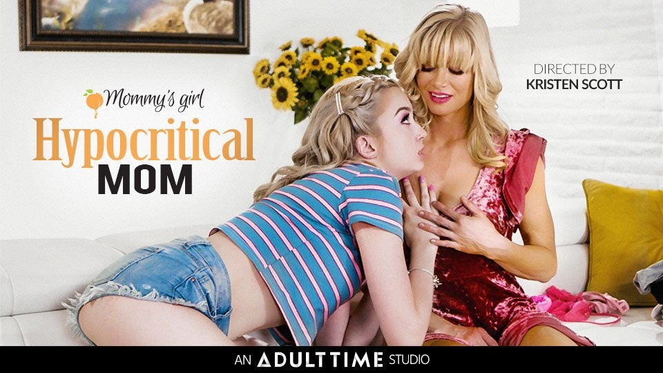 Kristen Scott Directs Serene Siren, Lexi Lore in Mommy's Girl