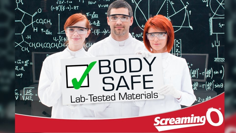 Screaming O Confirms Product Safety With Latest Testing