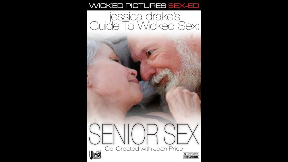 Wicked Sets Release for Jessica Drake's 'Guide to Senior Sex'