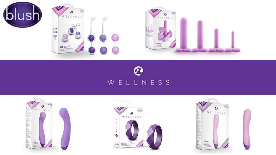 Blush Adds New Items to Sexual Wellness Line