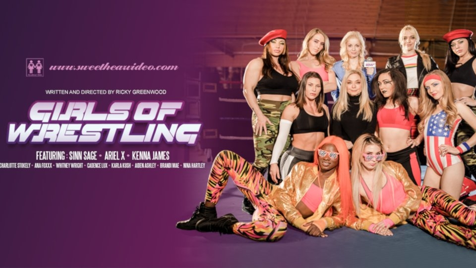 Sweetheart Video Rolls Out Erotic Sports Drama 'Girls of Wrestling'
