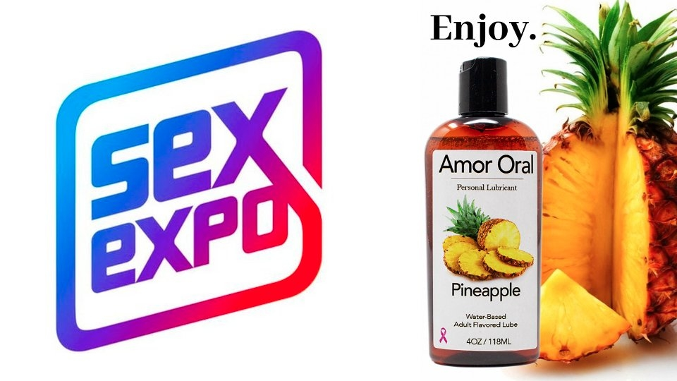 Amor Oral to Debut Unique Flavored Lubes at Sex Expo NY