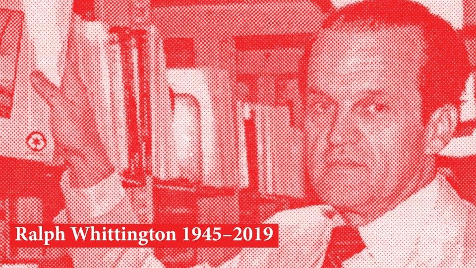 'King of Porn' Ralph Whittington Passes at 74