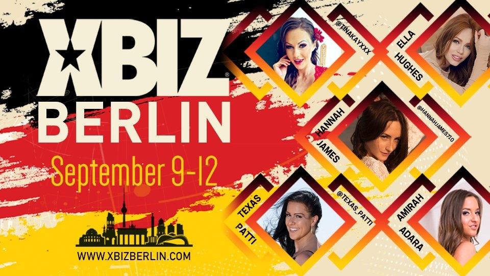 XBIZ Berlin Unites Talent for Business, Pleasure