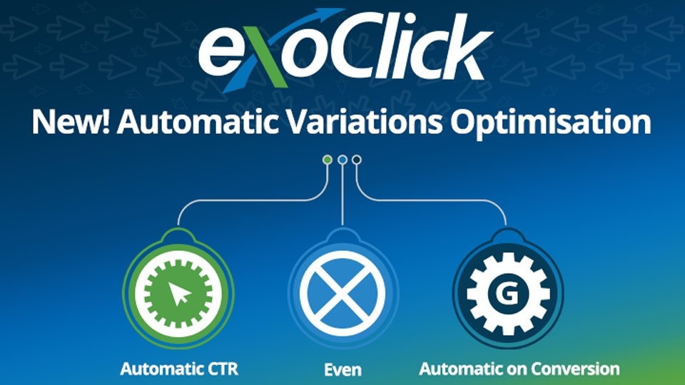 ExoClick Launches Automatic Variations Optimization Tool