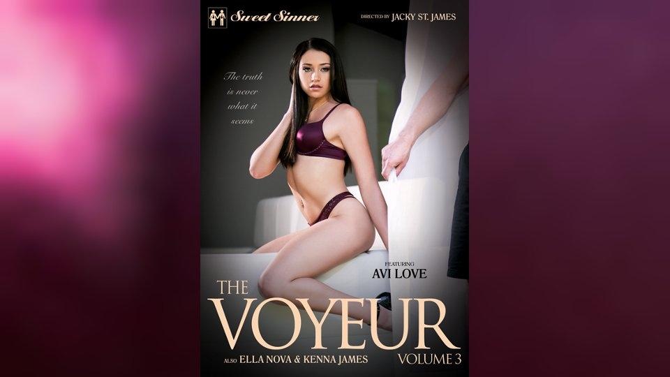 Avi Love, Zac Wild Tempt 'The Voyeur' for Sweet Sinner