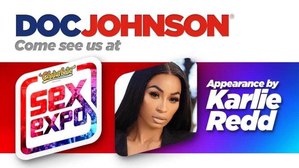 Karlie Redd Joins Doc Johnson for Sex Expo NY