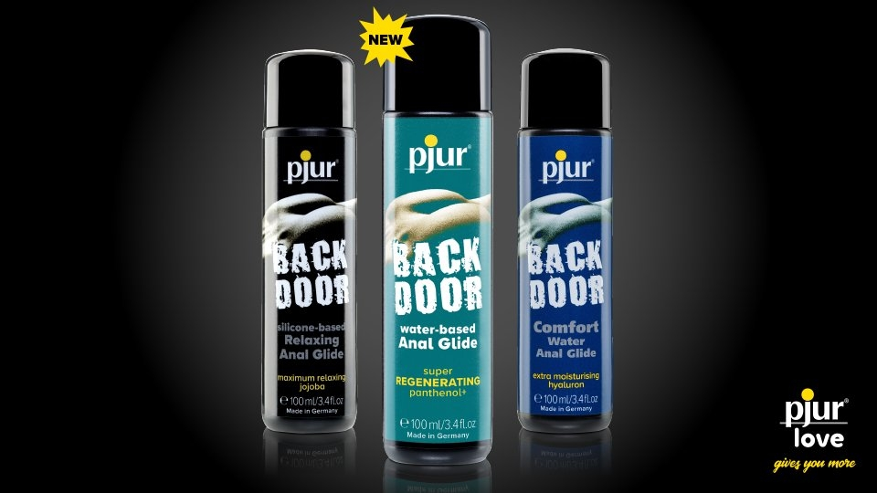 Pjur Announces 'Regenerating' Anal Lubricant