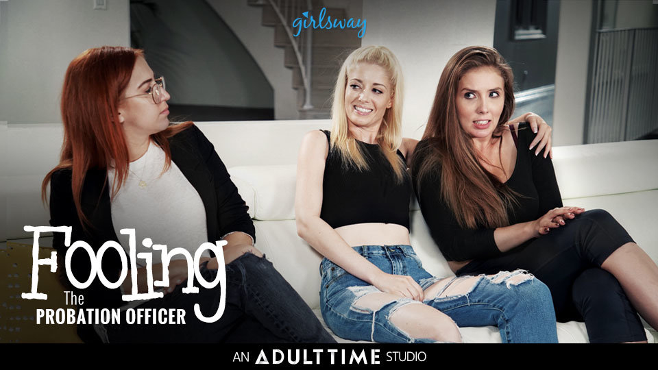 April O'Neil Makes Directorial Debut on Girlsway.com