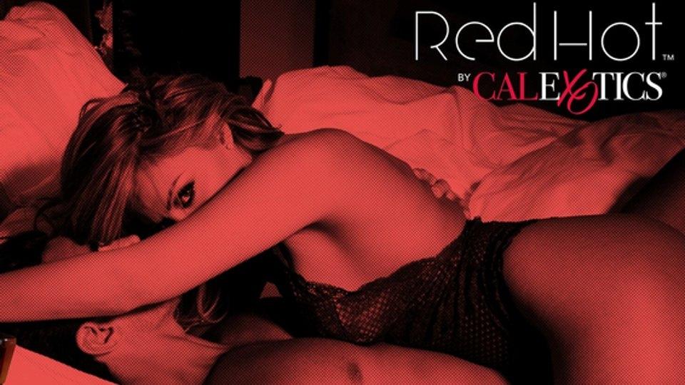 CalExotics Debuts 2 New Red Hot 'Teaser' Massagers