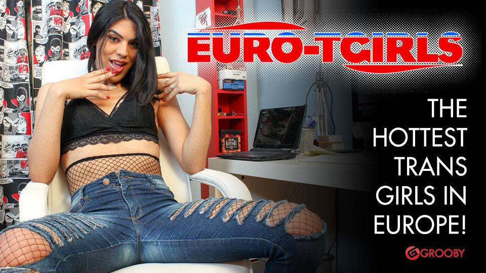 Grooby Touts Launch of Euro-TGirls.com