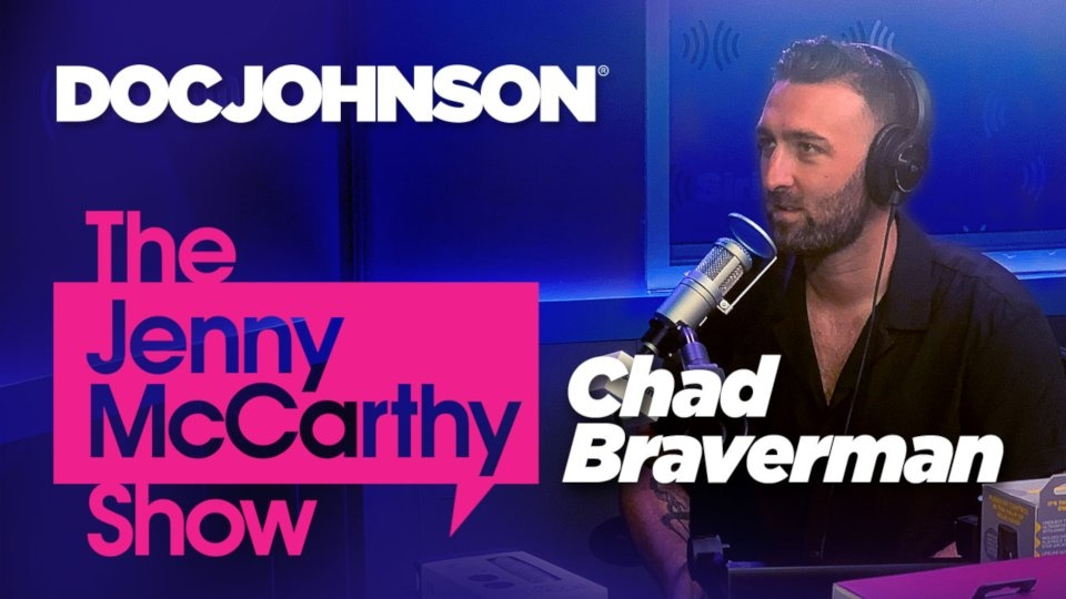 Doc Johnson's Chad Braverman Talks Sex Toys on 'The Jenny McCarthy Show'