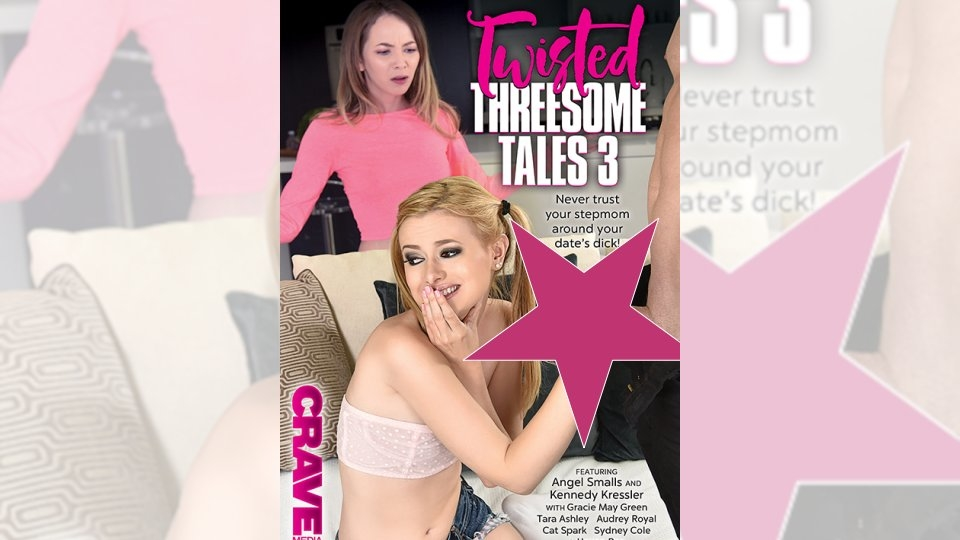 Crave Media Ships 'Twisted Threesome Tales 3'