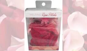 Kheper Unveils 'Melting Rose Petals' Bath Confetti