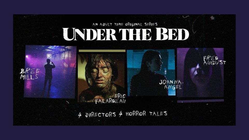 Pure Taboo Tackles Erotic Horror Genre With 'Under the Bed'