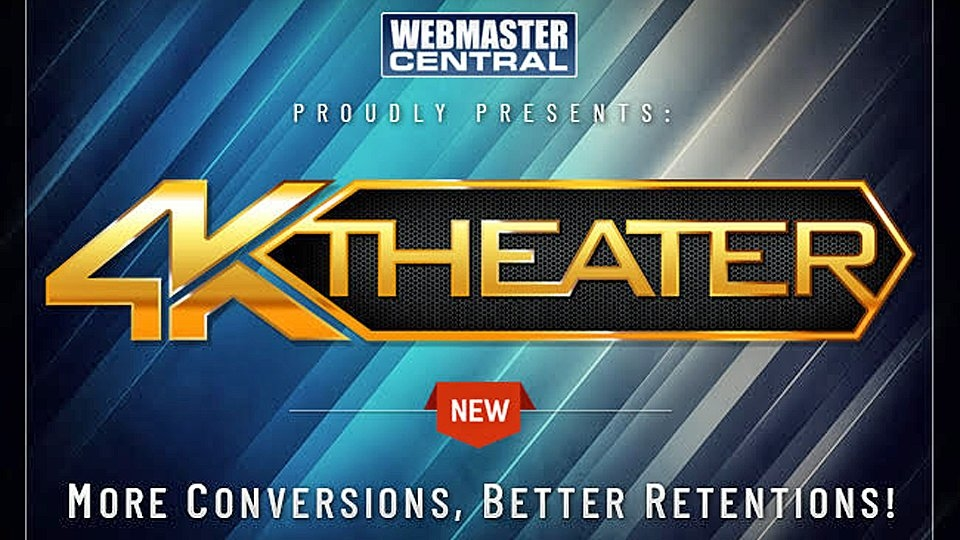 Webmaster Central Offers 4K Theater for Content Clients